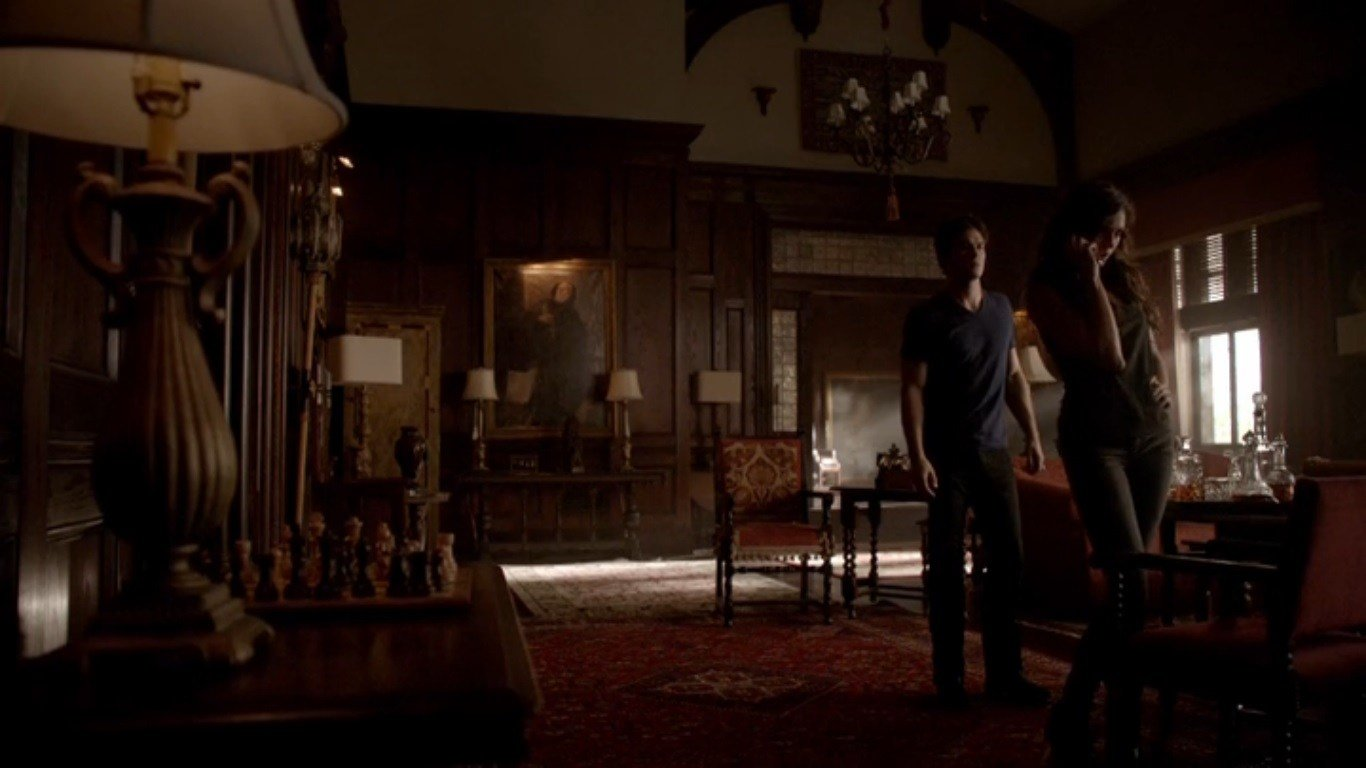 Best Image Damon And Katherine Tvd 5X01 Jpg The Vampire With Pictures
