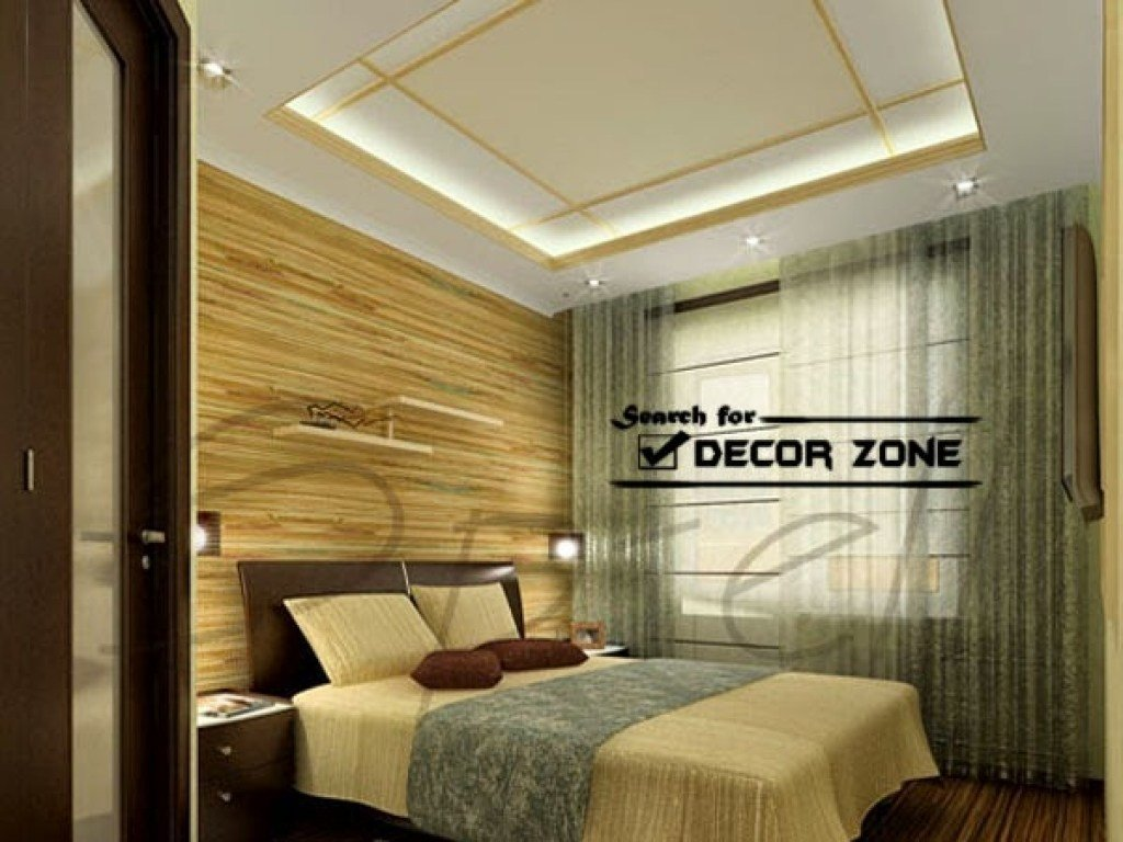 Best Fall Ceiling Designs For Bedroom Home Interior With Pictures