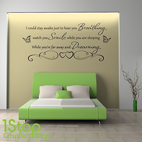 Best 1Stop Graphics Shop Aerosmith Breathing Wall Sticker Quote Home Be With Pictures