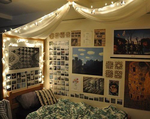 Best 25 Cool Ideas For Decorating Your Dorm Room With Pictures
