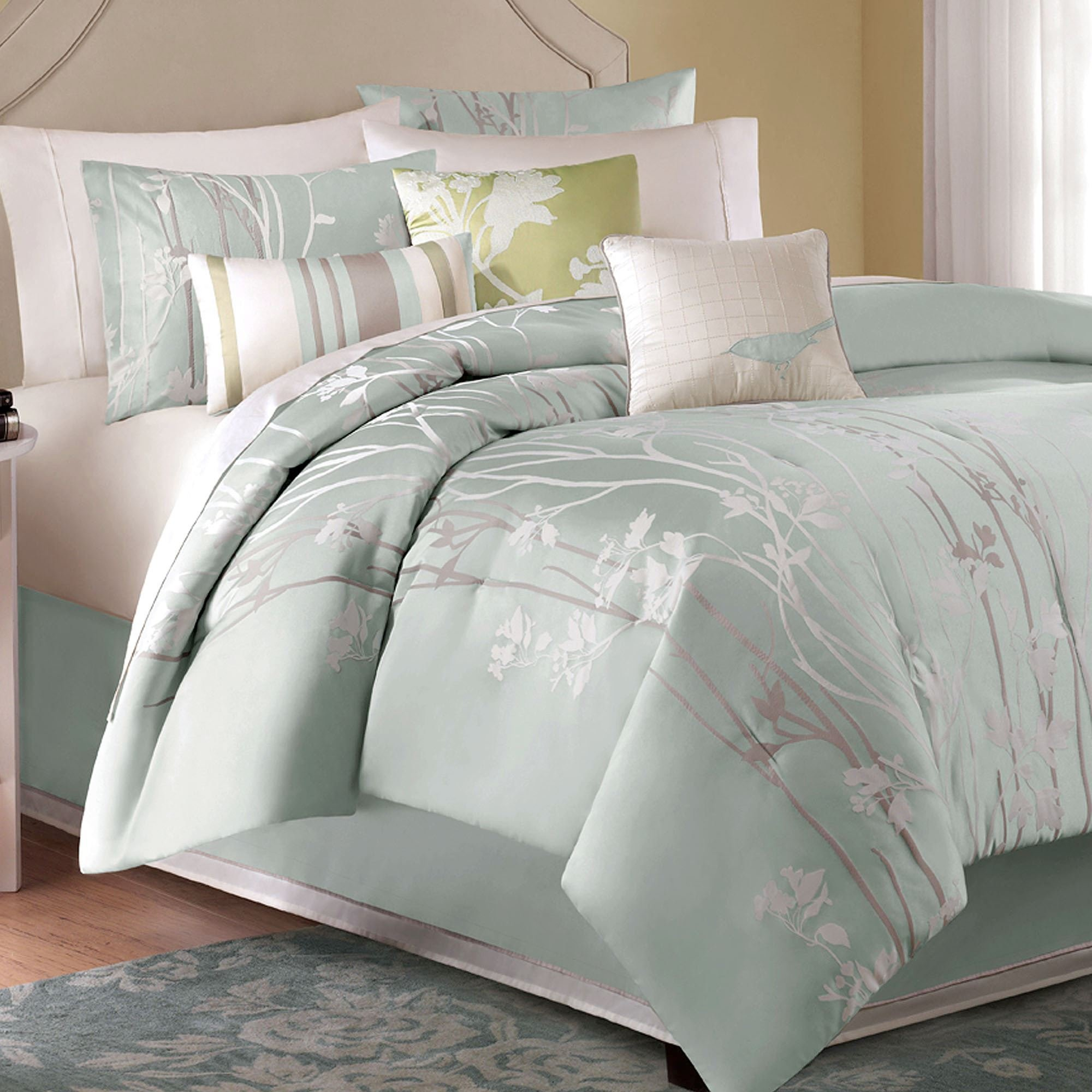 Best Callista 7 Pc Comforter Bed Set With Pictures