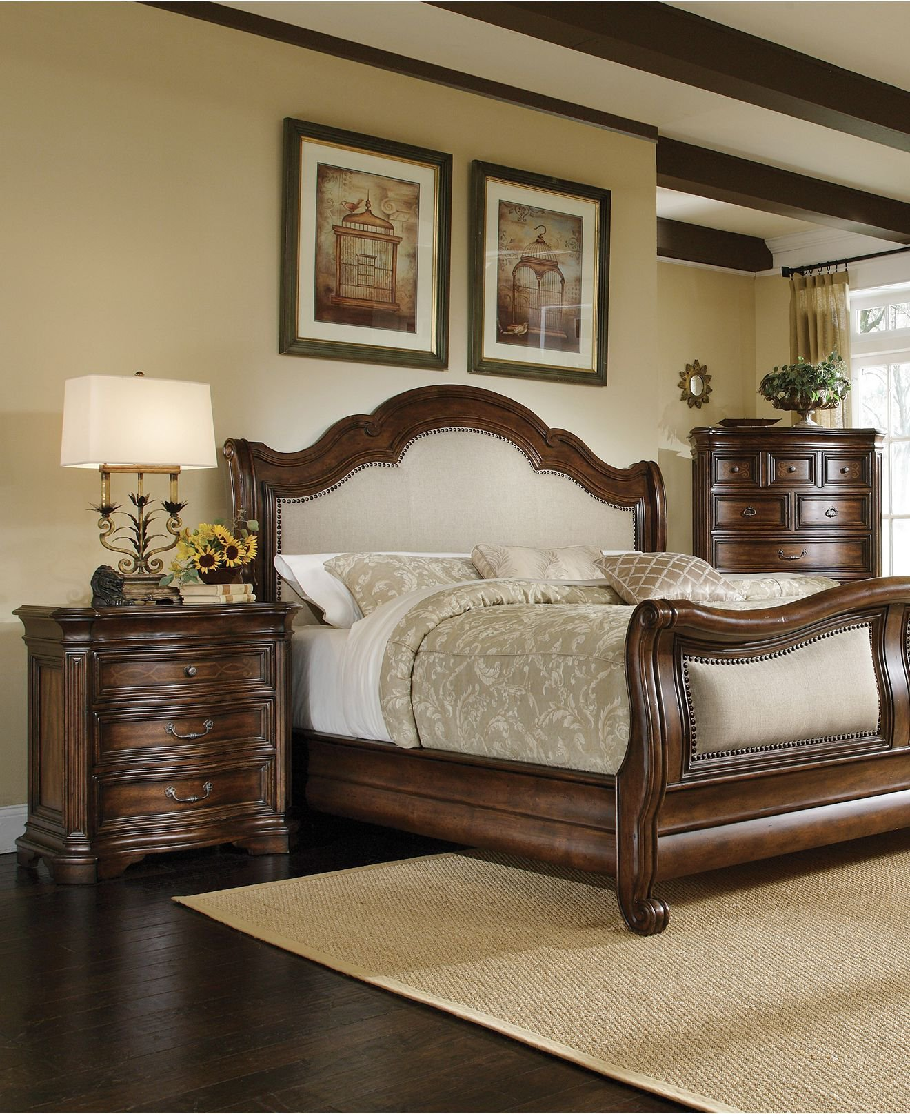 Best Salamanca Bedroom Furniture Sets Pieces From Macy S With Pictures