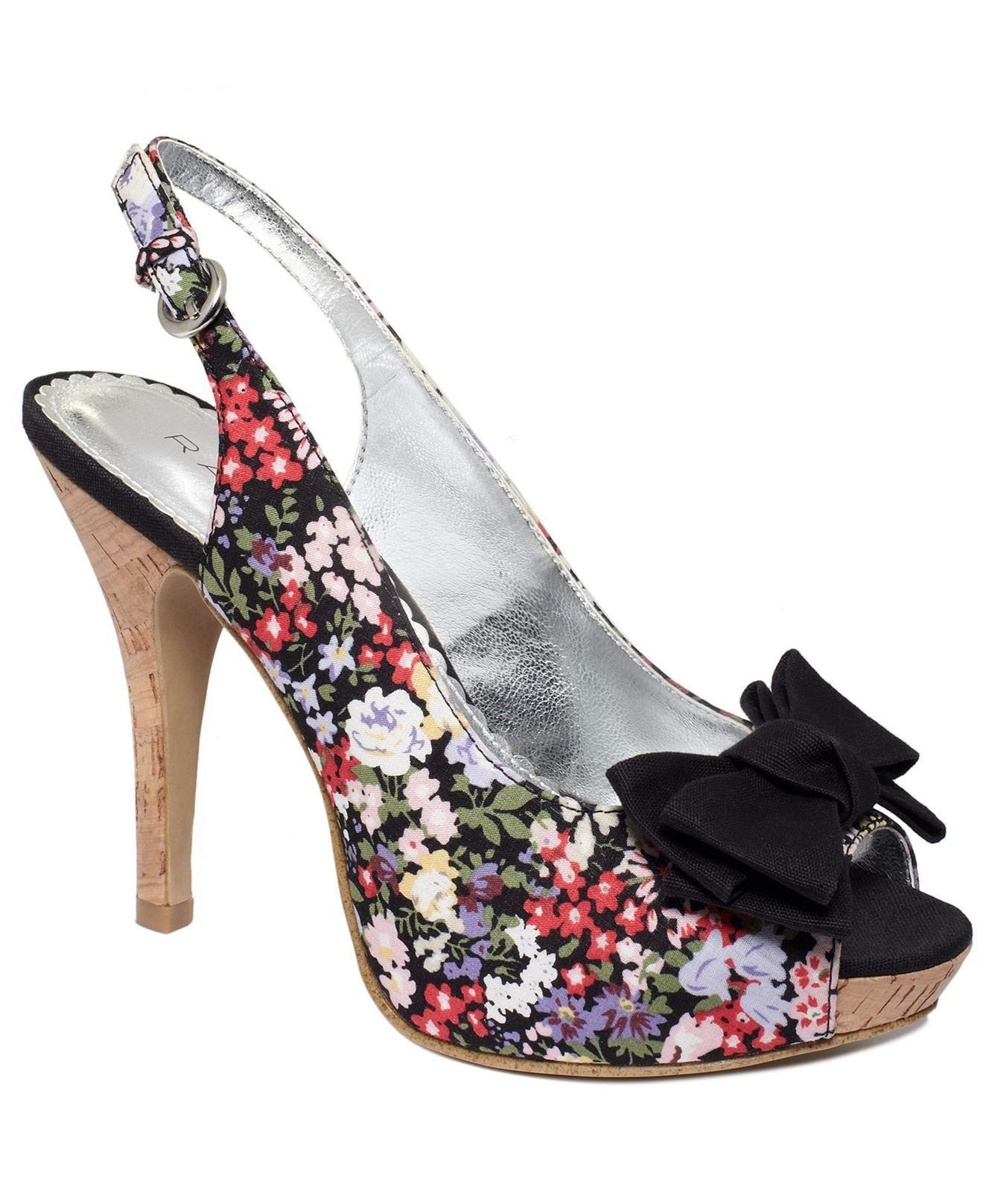 Best Rampage Shoes Girasole Platform Pumps From Macys With Pictures