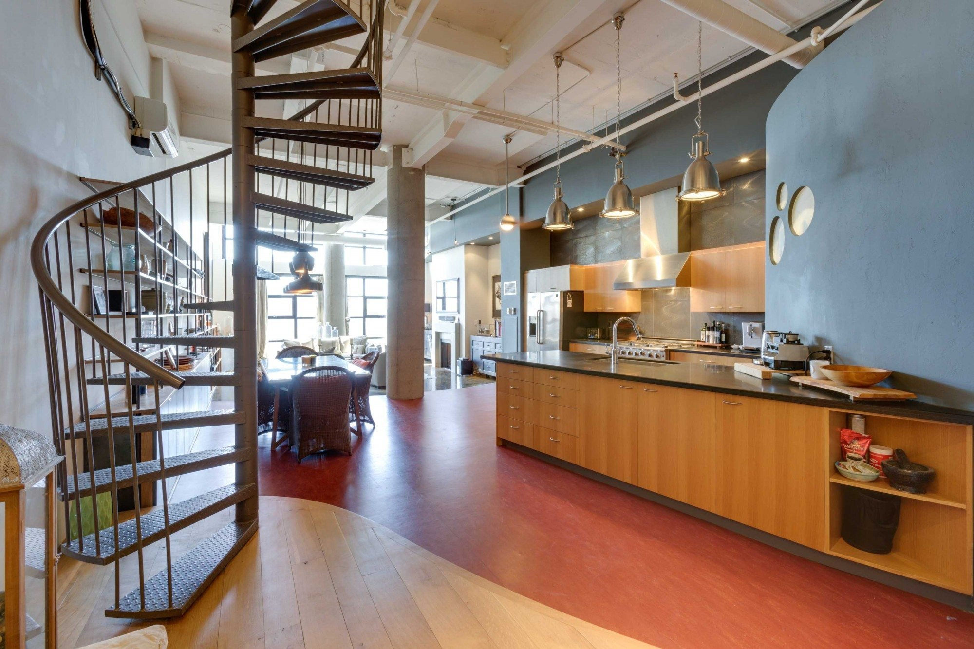 Best 1 2 Million For A One Bedroom Loft In A Converted Cbc With Pictures