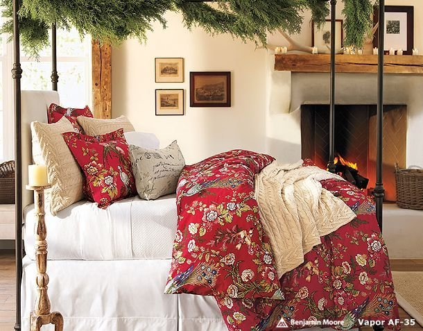 Best Bedroom Decorations For Christmas With Pictures