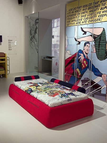 Best Superman And Batman Come To Your Kid S Rooms With Pictures