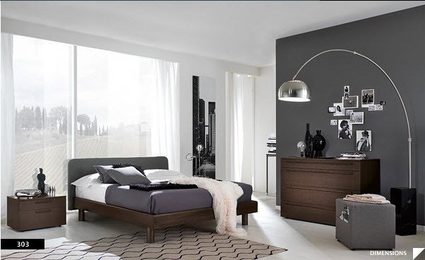 Best 17 Strikingly Beautiful Modern Style Bedrooms With Pictures