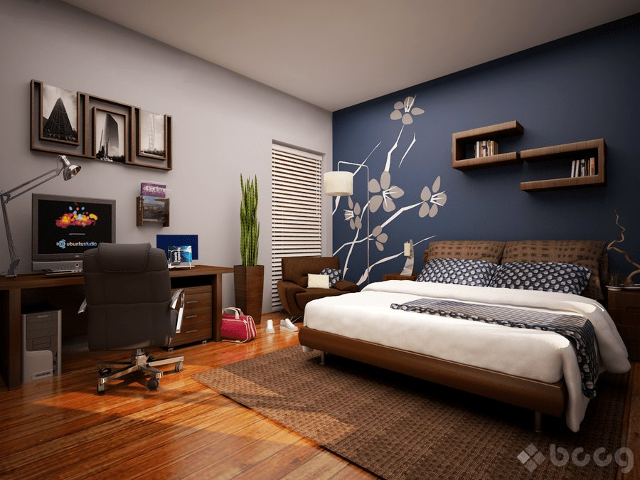 Best Bedroom Walls That Pack A Punch With Pictures