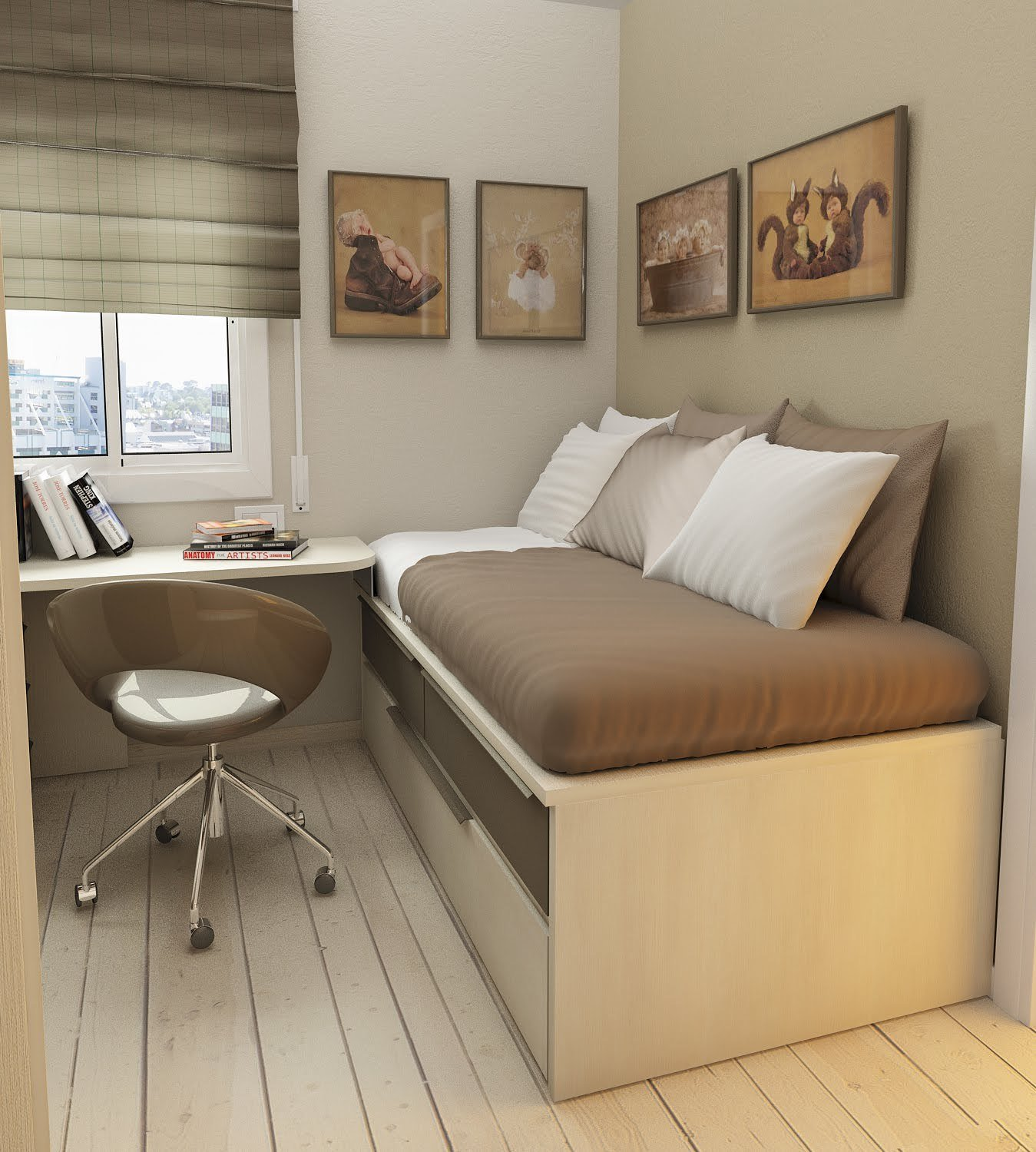 Best Small Floorspace Kids Rooms With Pictures