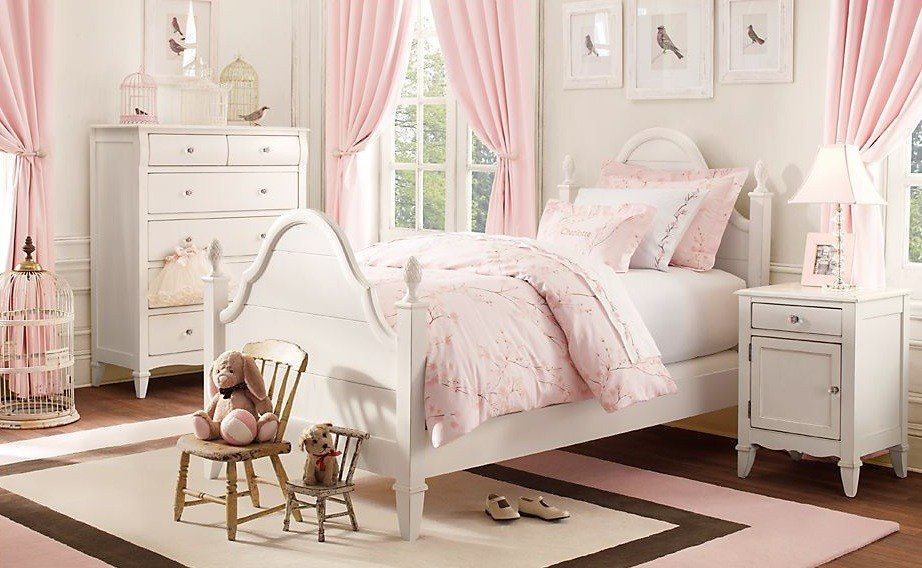 Best Traditional Little Girls Rooms With Pictures