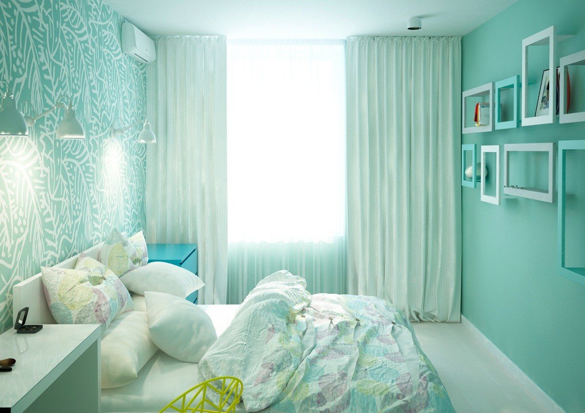 Best Two Cheerful Apartments With Creative Storage And Splashes With Pictures