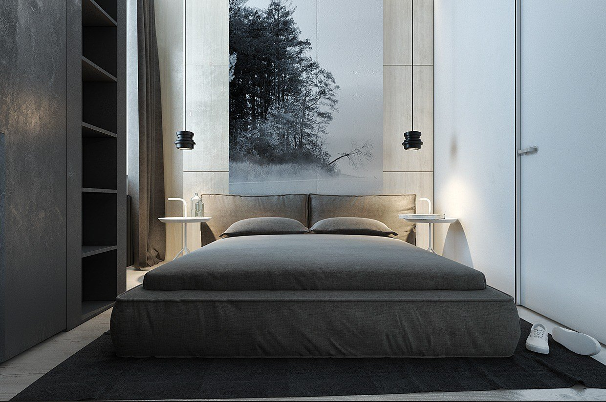 Best Dark Themed Interiors Using Grey Effectively For Interior With Pictures