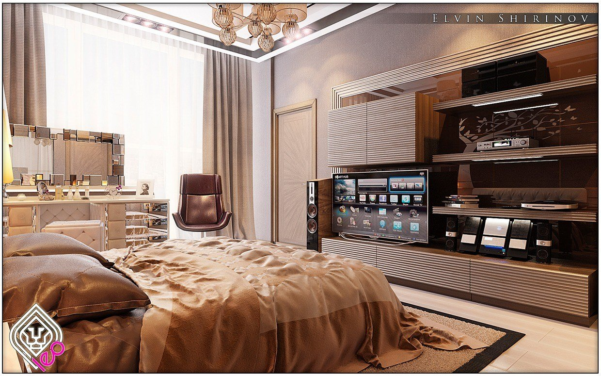 Best 8 Luxury Bedrooms In Detail With Pictures