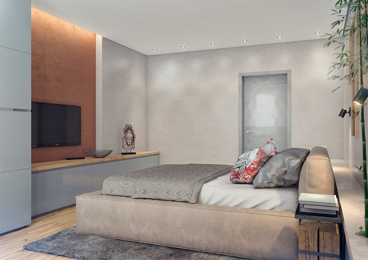 Best Two Lovely Apartments Featuring Wood Paneling With Pictures