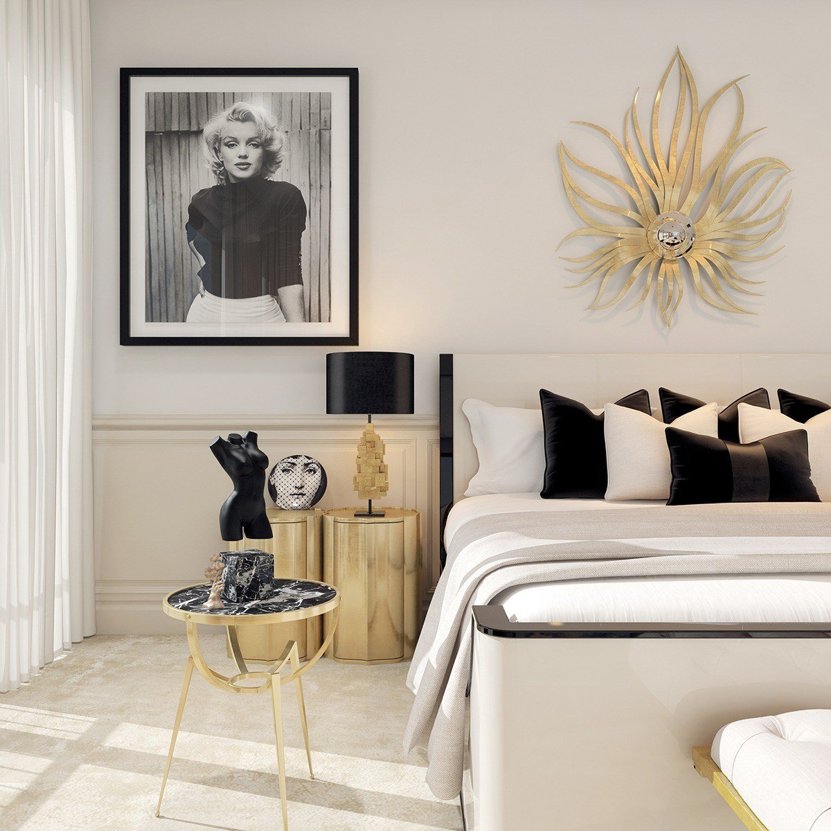 Best A Modern Art Deco Home Visualized In Two Styles With Pictures
