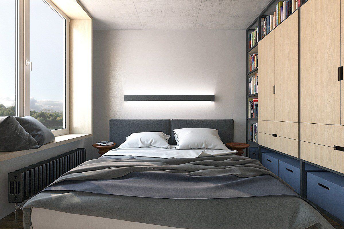 Best 5 Small Studio Apartments With Beautiful Design With Pictures