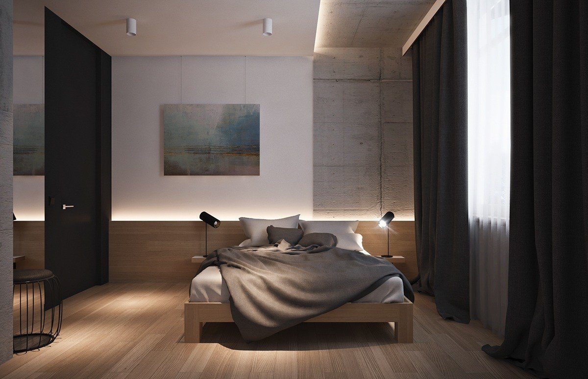 Best 4 Beautiful Dark Themed Homes With Pictures