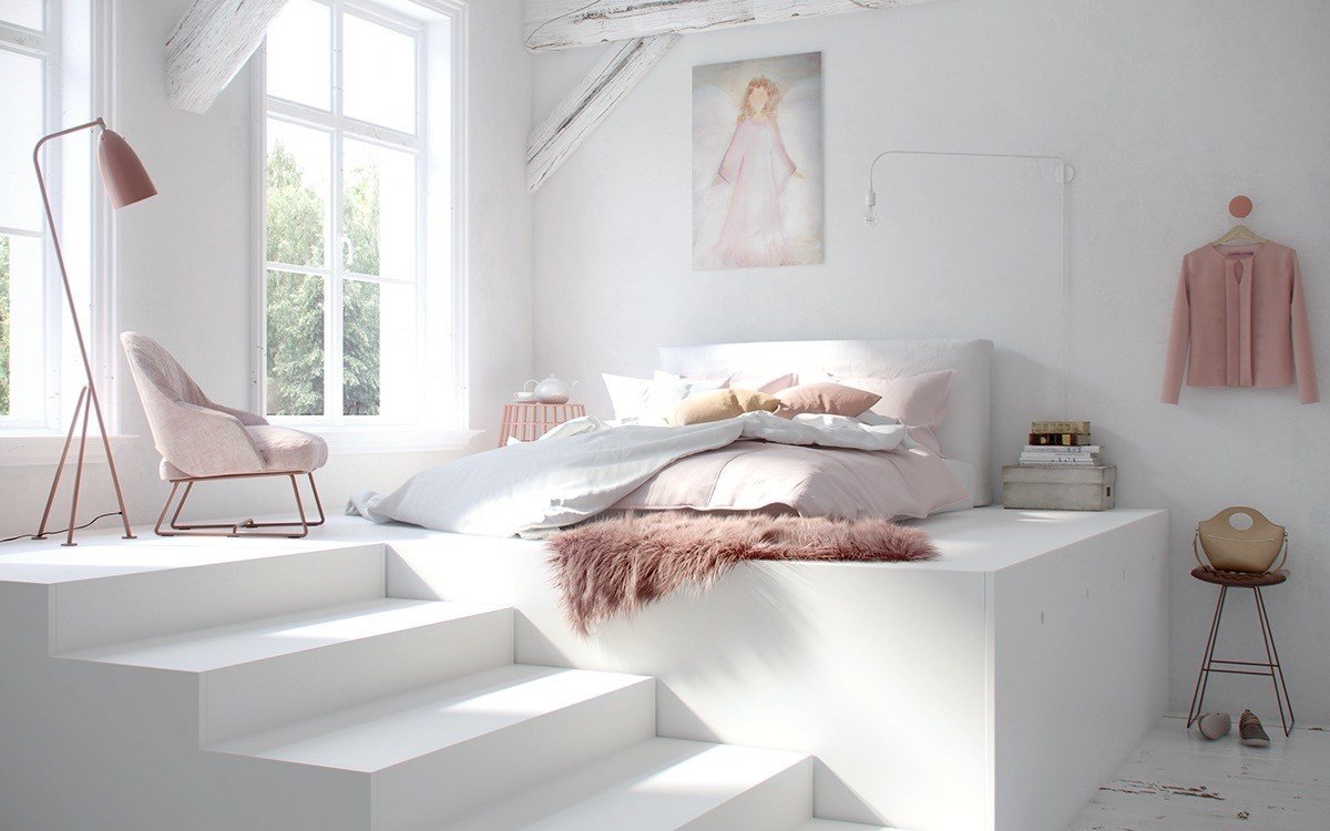 Best 40 Serenely Minimalist Bedrooms To Help You Embrace Simple Comforts With Pictures