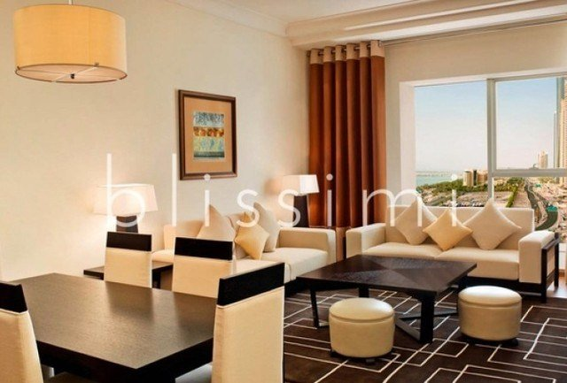 Best 3 Bedroom Apartment To Rent In Grosvenor House Dubai With Pictures