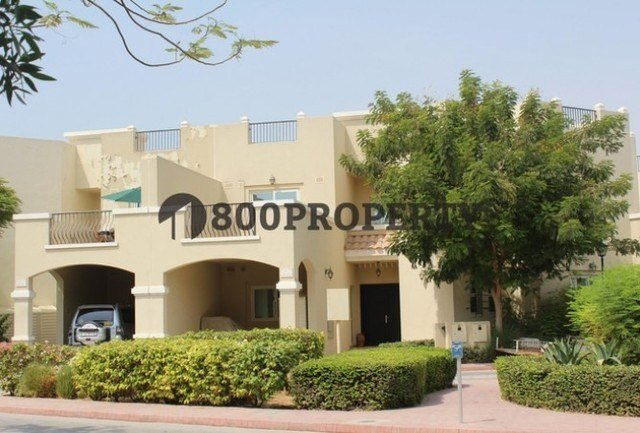 Best 4 Bedroom Villa To Rent In Cordoba Residence Dubai Media With Pictures