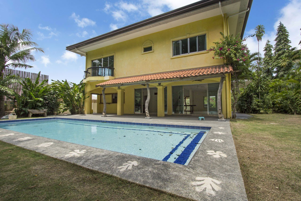 Best House With Swimming Pool For Rent In North Town Cebu Grand Realty With Pictures