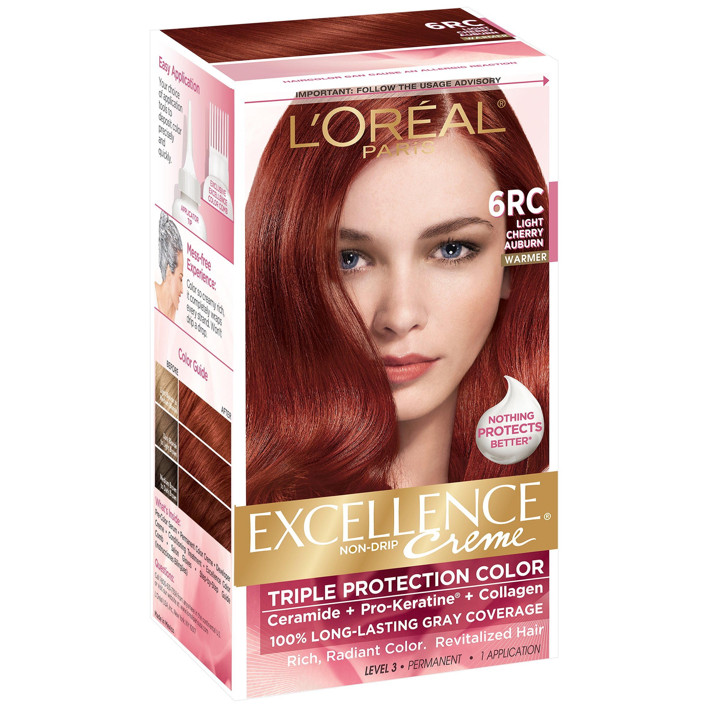Free L Oreal Excellence Creme Hair Color Shop Your Way Wallpaper