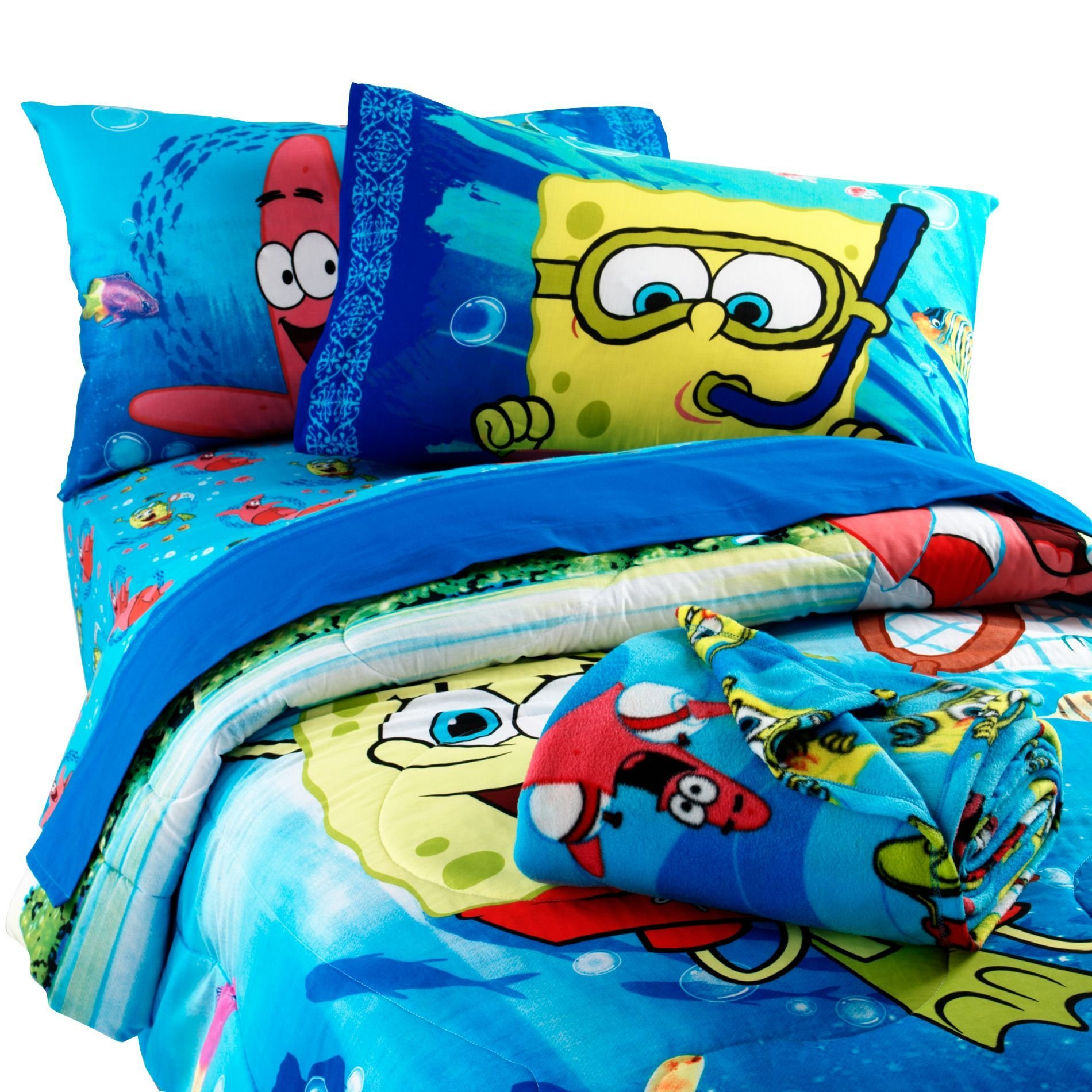 Best Spongebob Bedroom Set With Pictures