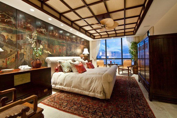 Best Bedroom Decorating Ideas For An Asian Style Bedroom Cozyhouze Com With Pictures