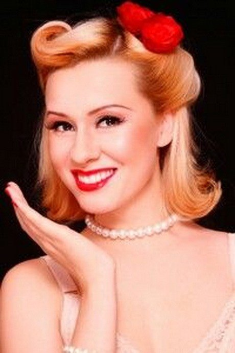 Free 1950S Hairstyles Wallpaper