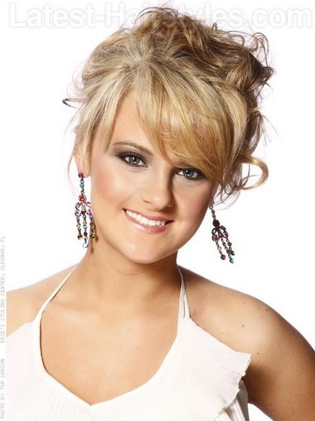 Free Party Hairstyles For Medium Length Hair Wallpaper