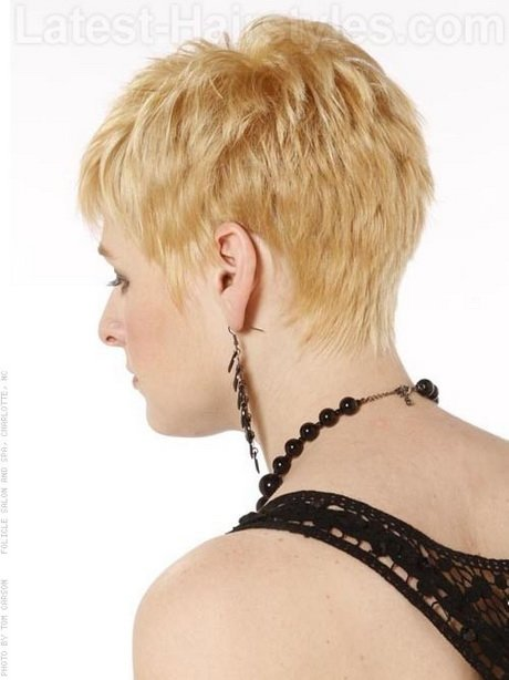 Free Short Pixie Haircuts Back Of Head Wallpaper