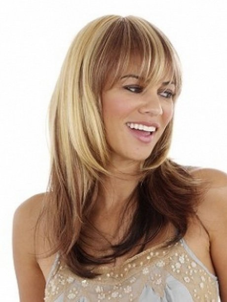 Free Hairstyles 2 Tone Colors Wallpaper