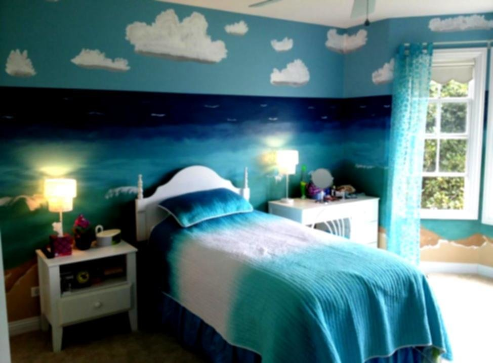 Best Paint Colors For Beach Theme Bedroom Modern Home Interior With Pictures