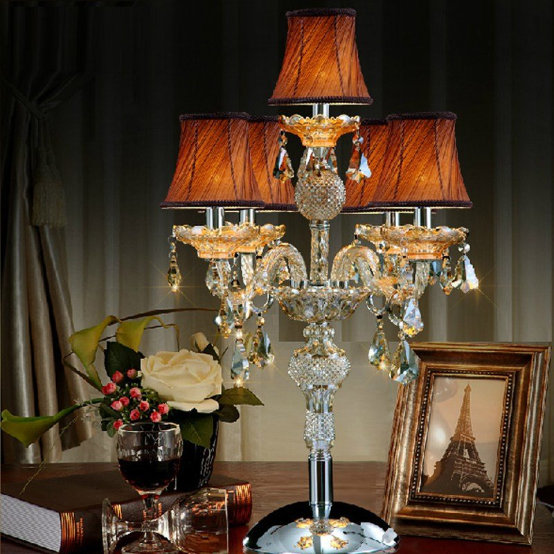 Best Contemporary Table Lamp Bedroom Led Table Light Candle With Pictures