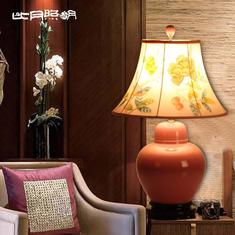 Best Type Living Room Than The Mid Bedroom Bedside Lamp Lighting Modern Creative Wedding Sets With Pictures