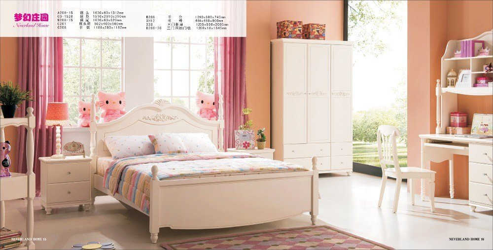 Best 2015 Hot Sale Furniture Bedroom Furniture Sets Child With Pictures