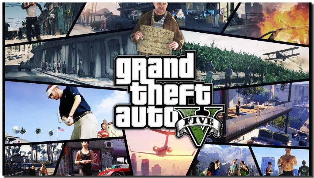 Best Popular Online Game Gta V Grand Theft Auto V Hd Artistic With Pictures