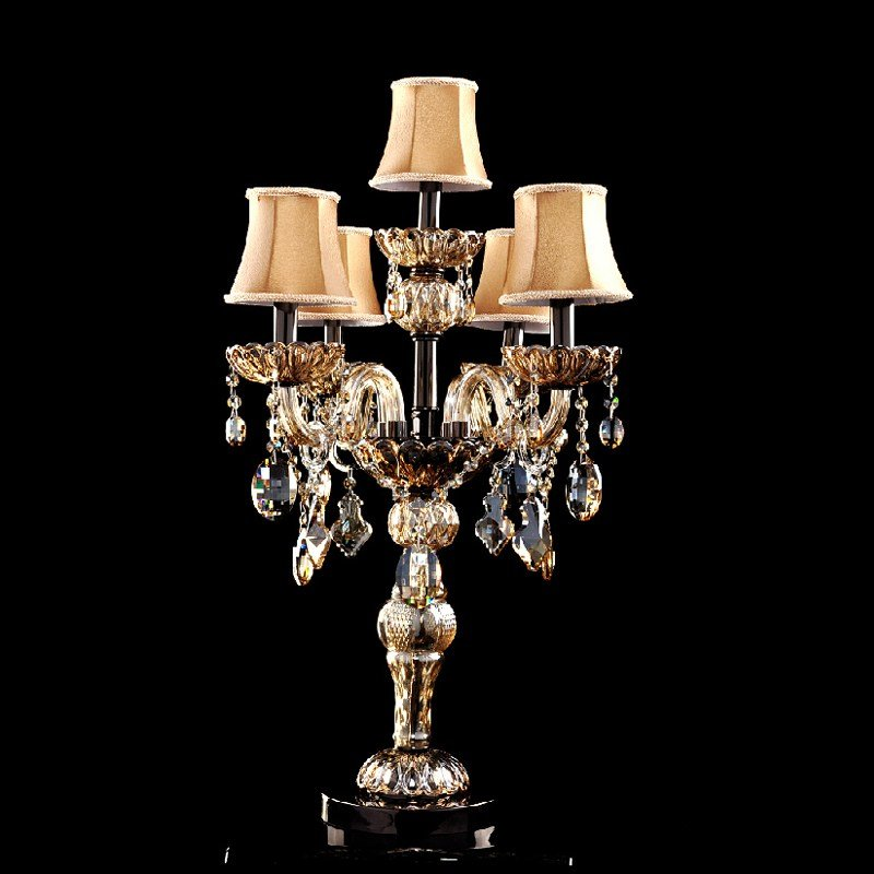 Best Modern Table Lamps For Bedroom Crystal Table Lamp With With Pictures