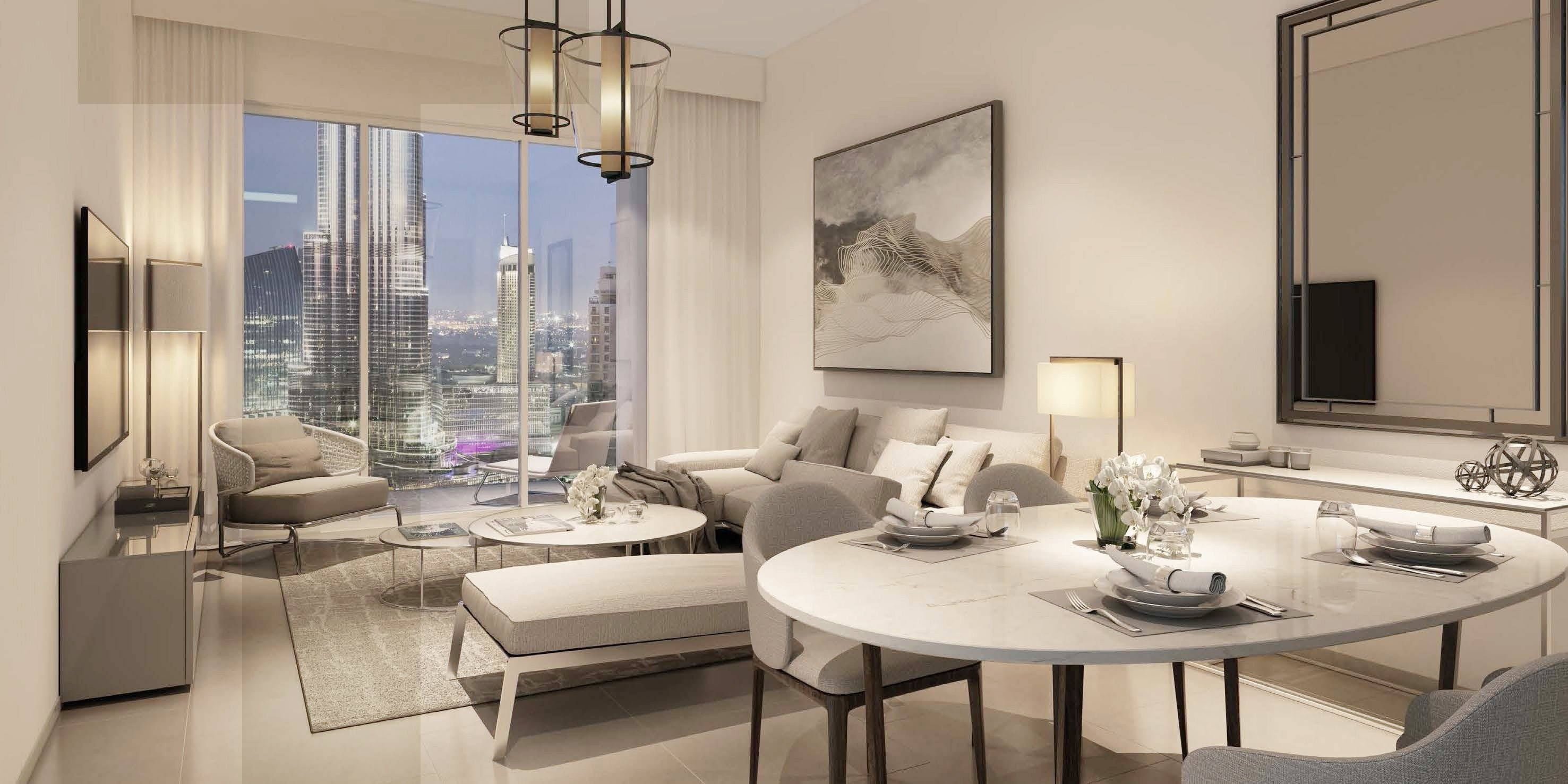 Best 2 Bedroom Apartment For Sale In Act One Act Two Tower 2 With Pictures