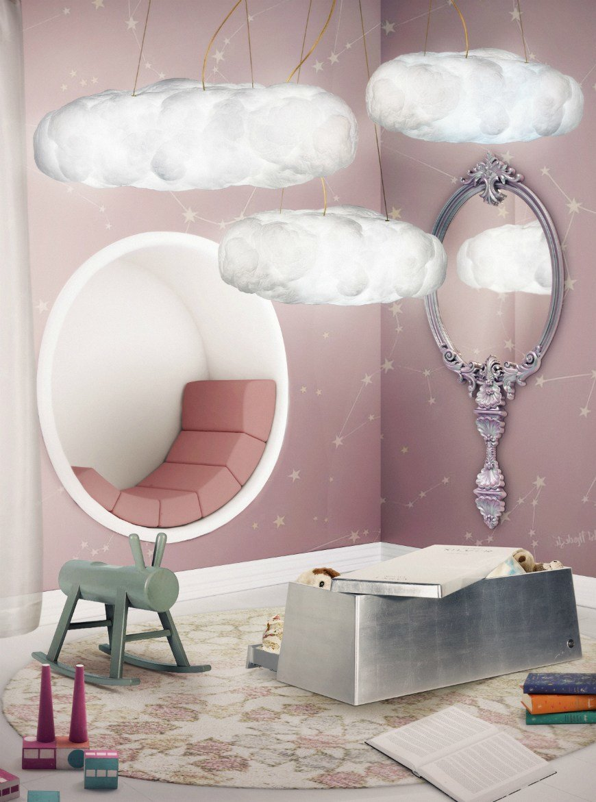 Best Kids Bedroom Accessories Cool Lighting Ideas For Girls With Pictures