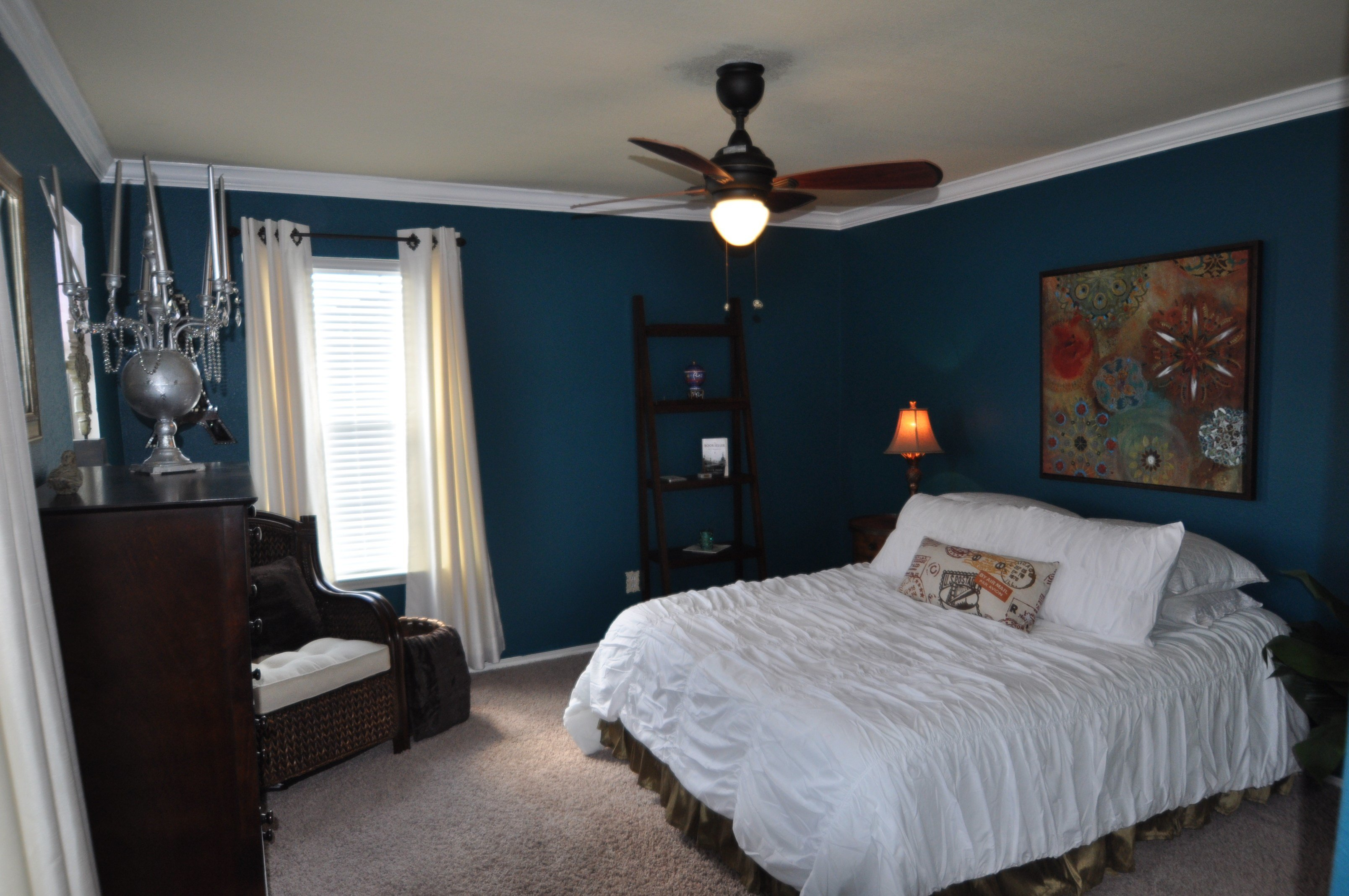 Best Sherwin Williams Really Teal For A Bedroom Home With Pictures