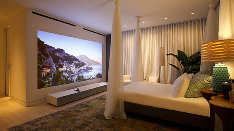 Best Sony's 147 Inch 4K Ultra Short Throw Projector Is Uk Bound With Pictures