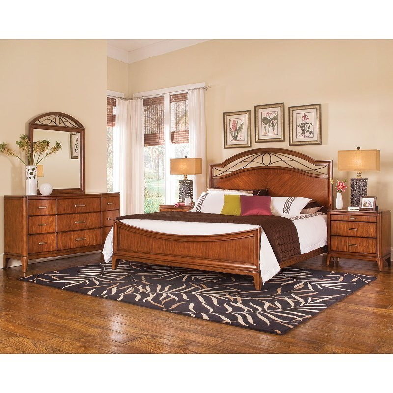 Best Wynwood 6 Piece King Bedroom Set With Pictures