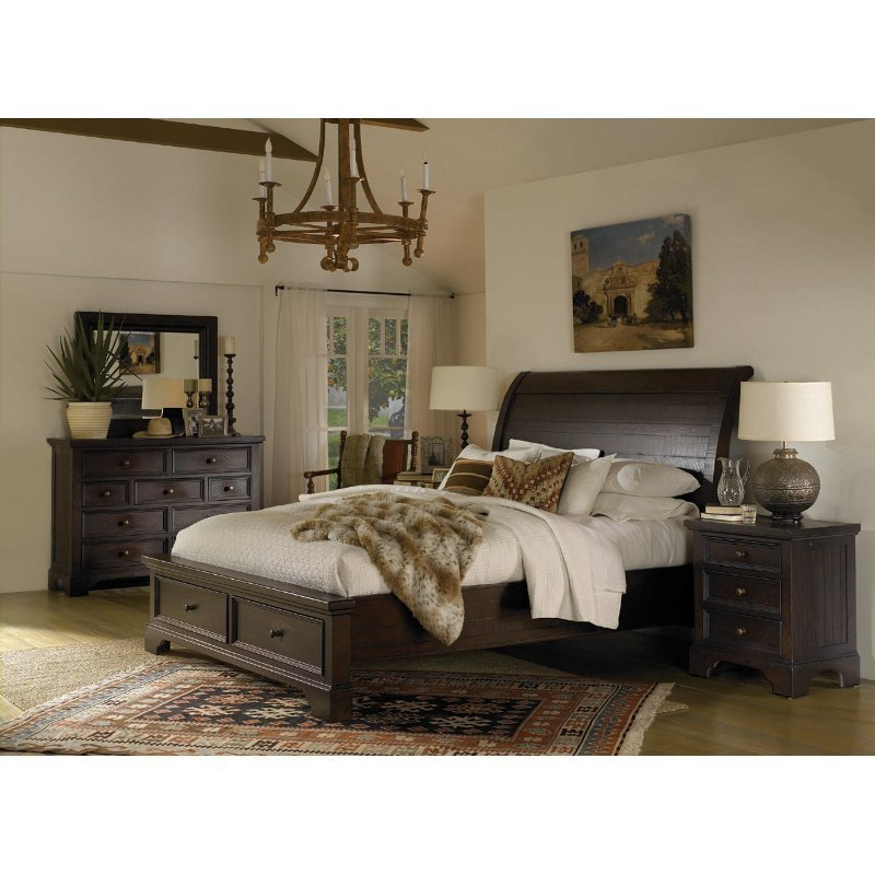 Best Bayfield 6 Piece King Bedroom Set Rc Willey Furniture Store With Pictures