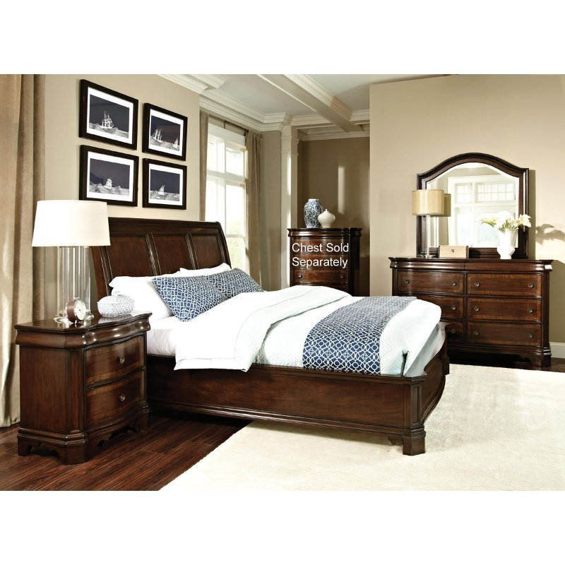 Best St James International Furniture 6 Piece King Bedroom Set With Pictures