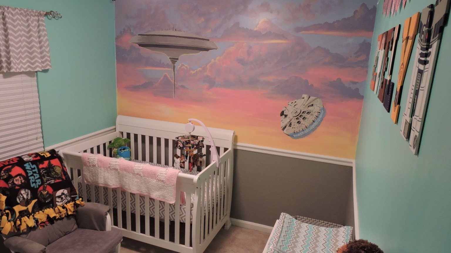 Best Fully Operational Fandom The Ultimate Star Wars Nursery With Pictures