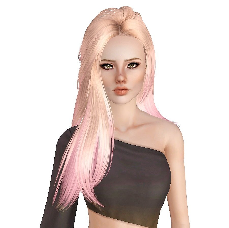 Free Elexis S Waved Bob Hairstyle Retextured By Ace Creators Wallpaper