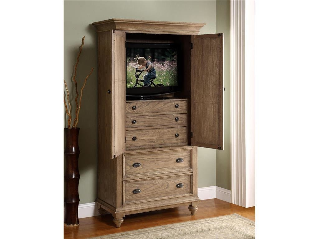 Best Riverside Bedroom Armoire 32463 Royal Furniture And With Pictures