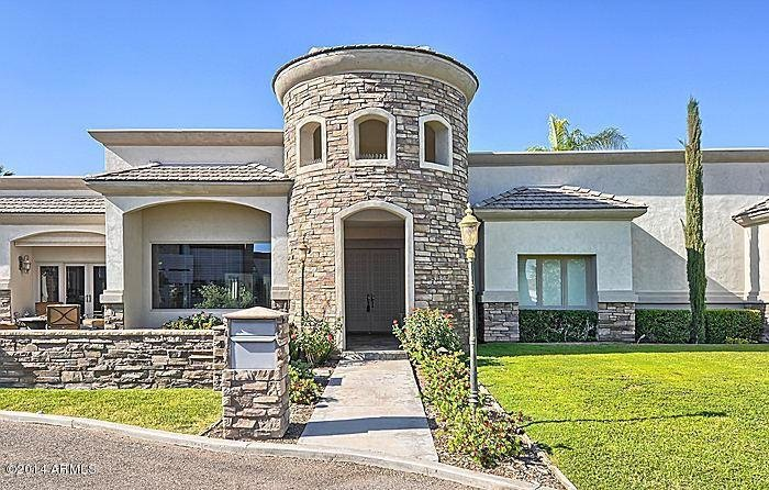 Best Luxury 5 Bedroom Arcadia Home For Sale In Phoenix Az 85018 With Pictures