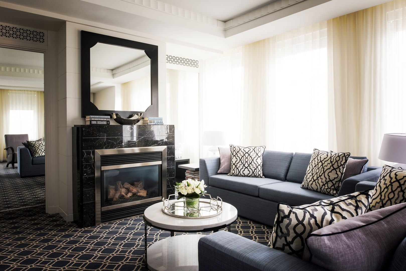 Best Sofitel Washington Dc Lafayette Square Presidential Suite With Pictures